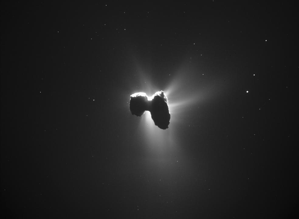 Missão Rosetta: Um cometa em 70 mil imagens