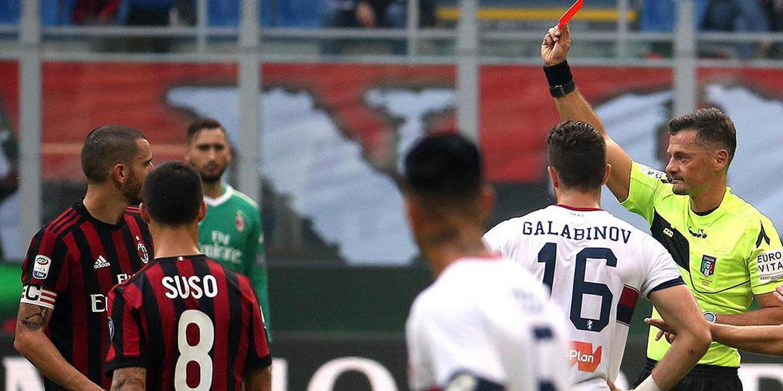AC Milan empata com Génova e continua em crise. André Silva ficou no banco, Miguel Veloso titular