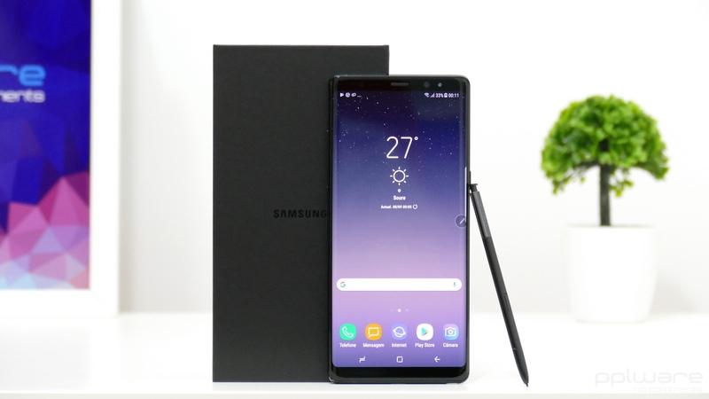 Samsung pode lançar o Galaxy Note9 muito mais cedo este ano