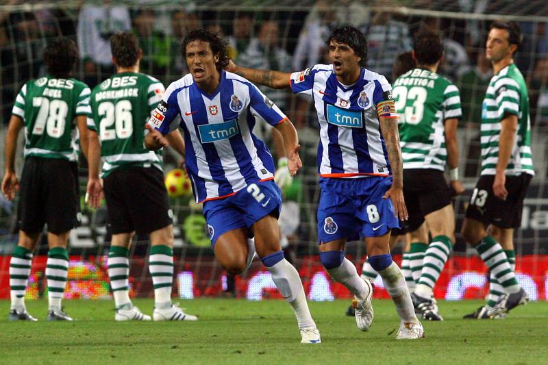 2008/09: Bruno Alves resolveu à lei da bomba