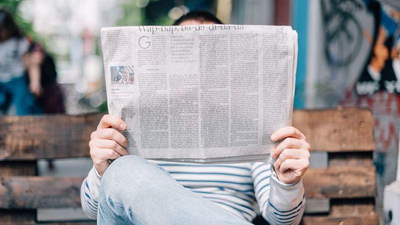 Só 25% dos jovens confia nas notícias