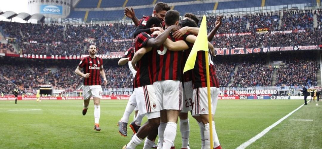 AC Milan vai poder participar na Liga Europa