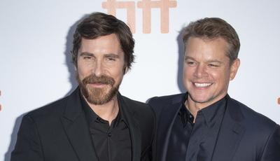 "Christian Bale fica de boca aberta: Matt Damon recusou ""Avatar"""