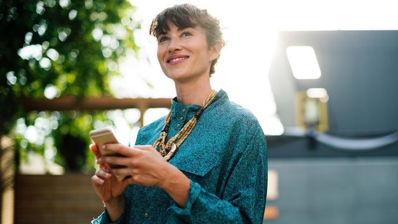 Faz compras com o seu telemóvel?