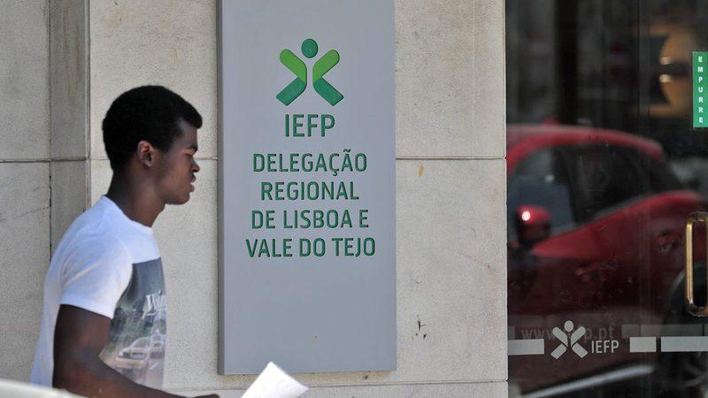 Número de abrangidos por formação profissional do IEFP é o mais baixo desde 2010