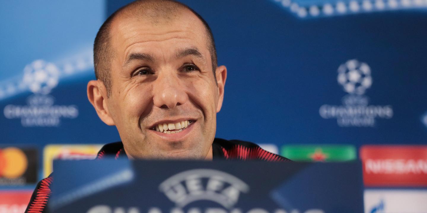 Leonardo Jardim confirma cinco alterações no onze do Mónaco para o FC Porto