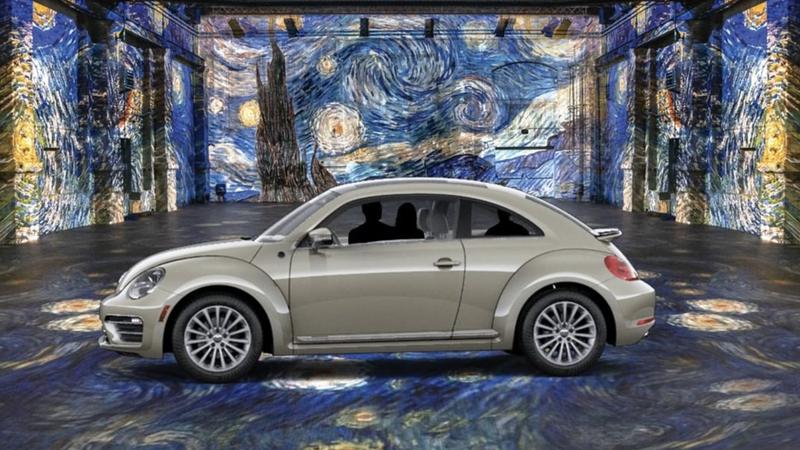 Exposição drive-in de Van Gogh vai ser inaugurada no Canadá