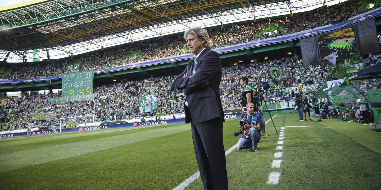 Sporting-Chaves: ´Leão` à procura do trilho da vitória para não deixar fugir o FC Porto