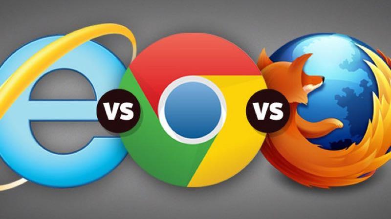 Firefox e Chrome humilhados pelo Edge nos consumos de bateria
