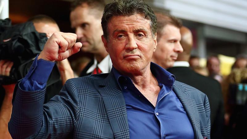 """Sylvester Stallone """"ressuscita"""" após notícias sobre a sua morte"""