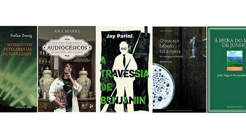 5 bons livros para o último dia da Feira do Livro de Lisboa