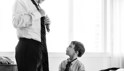 Atenção ao seu guarda-roupa: veste-se como um pai?