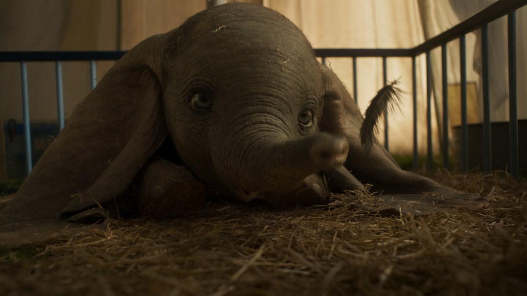 """Já há uma nova versão de """"Dumbo"""", conheça o trailer"""