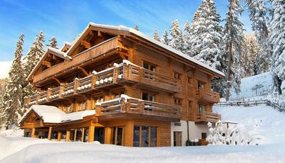 10 das mais bonitas pousadas de esqui