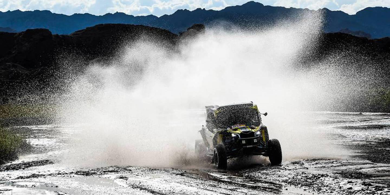 As melhores imagens da 12.ª etapa do Rali Dakar