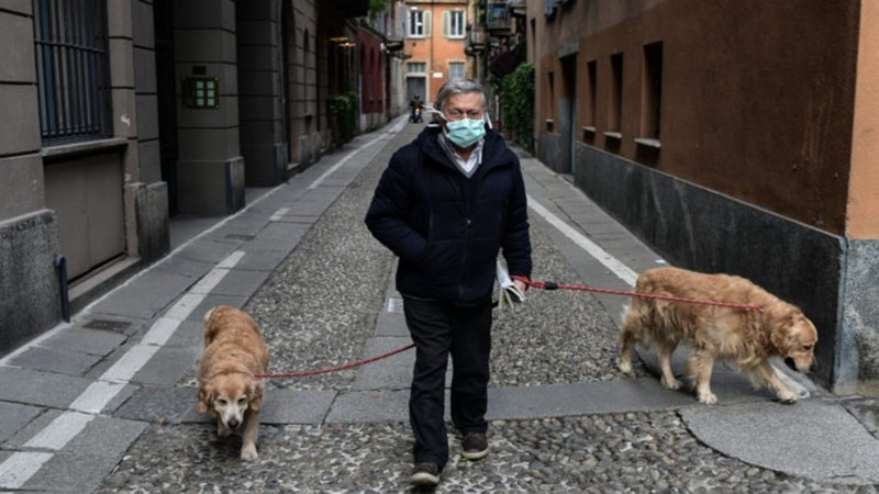 """COVID-19: Itália prepara levantamento """"gradual e controlado"""" das restrições"""