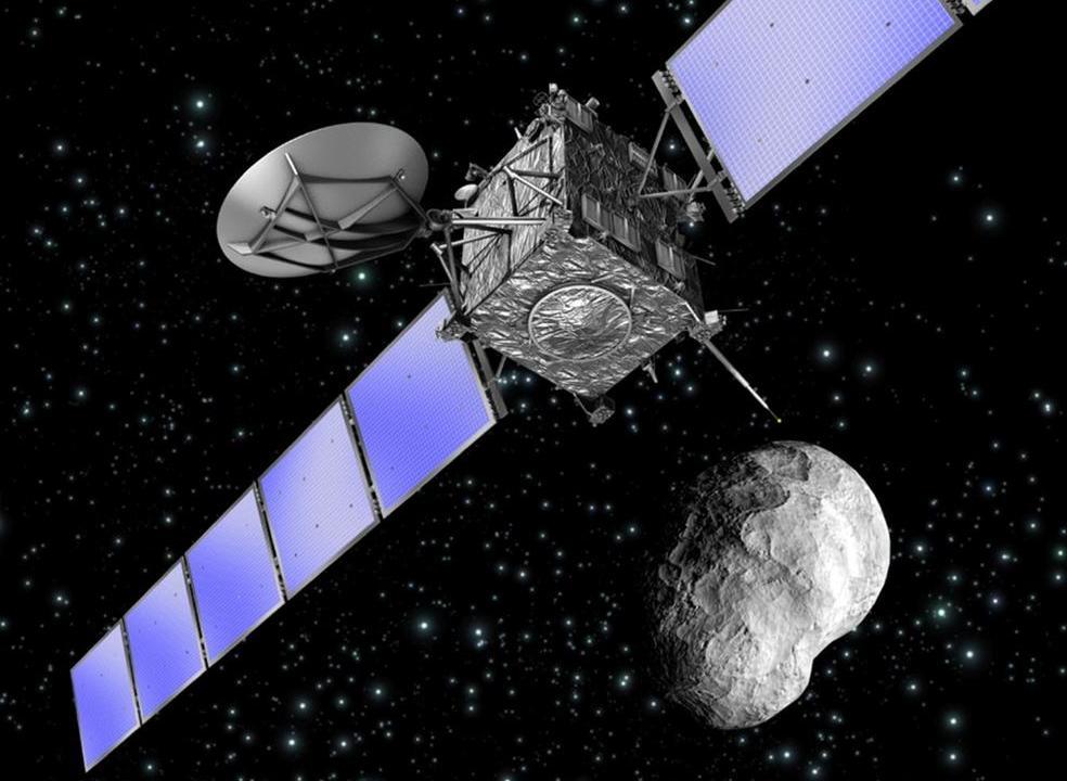 As melhores imagens da missão Rosetta agora em alta resolução