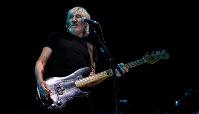 """Supremacy"": Roger Waters dá voz a tema do grupo palestiniano Le Trio Joubran"