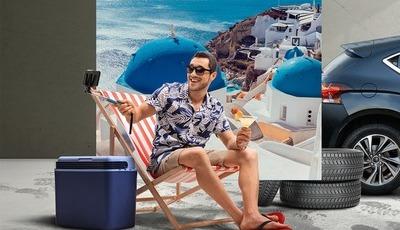 Estas pessoas tentaram falsificar as suas fotos de férias. O resultado é hilariante