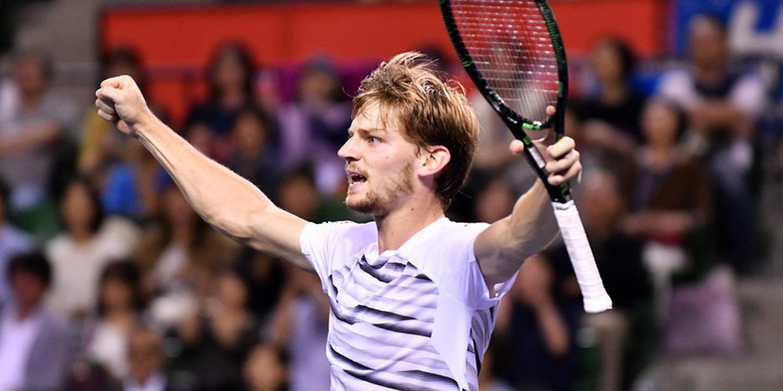 Goffin vence Thiem e defronta Federer nas meias-finais das ATP Finals