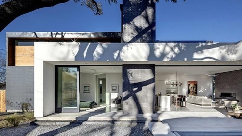 Texas: como manter uma casa fresca sem usar ar condicionado