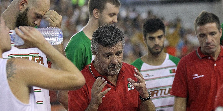 Selecionador de Portugal assume favoritismo frente ao Chipre na pré-qualificação do Eurobasket2021