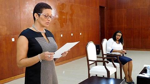 Cabo Verde é um país que respeita os direitos humanos, garante Zaida Freitas