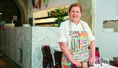 S Restaurante & Petiscos: Bem-vindos à casa de Ilda Vinagre em Lisboa