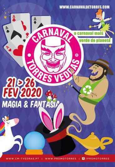 Carnaval de Torres Vedras 2020