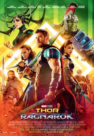 """Ganhe convites para as antestreias de """"Thor: Ragnarok"""""""