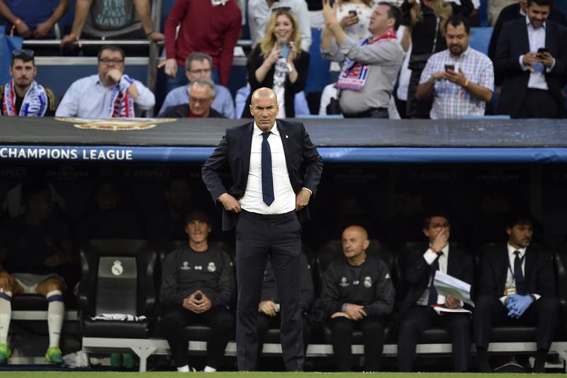 """Zidane: """"Agora o Barcelona vai ser campeão e nós nada valemos…"""""""