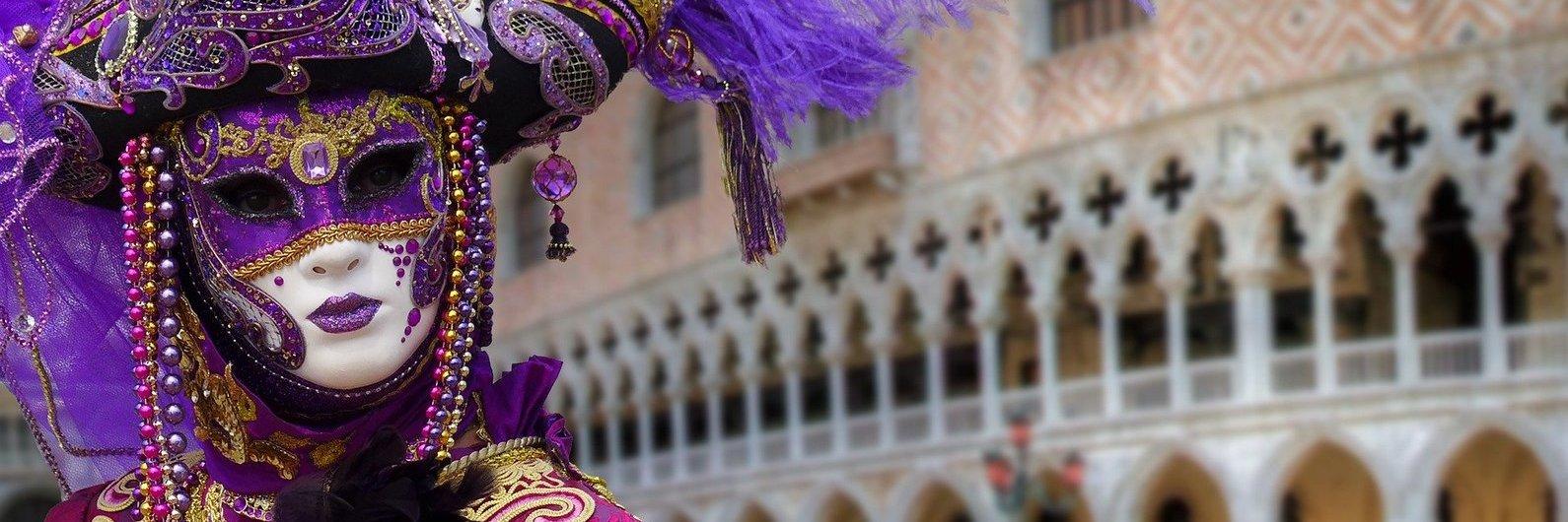 Se está a planear aproveitar o próximo Carnaval em grande, temos uma sugestão para si: Veneza
