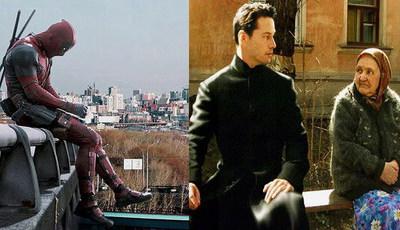 E se estes filmes famosos tivessem sido feitos na Rússia?