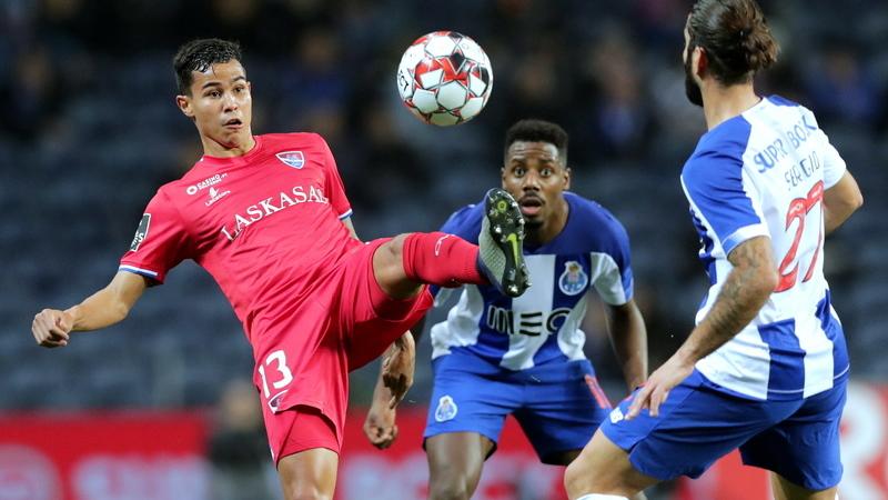 2-1. FC Porto regressa às vitórias diante do Gil Vicente