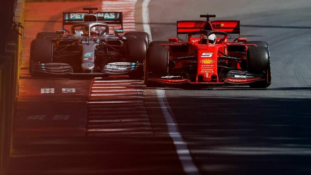 Faisca entre Vettel e Hamilton no GP de F1 no Canadá. Quem tem razão?
