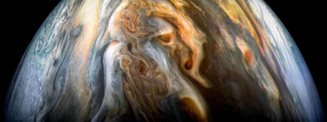 NASA revela que a atmosfera de Júpiter poderá ter mais água do que se esperava