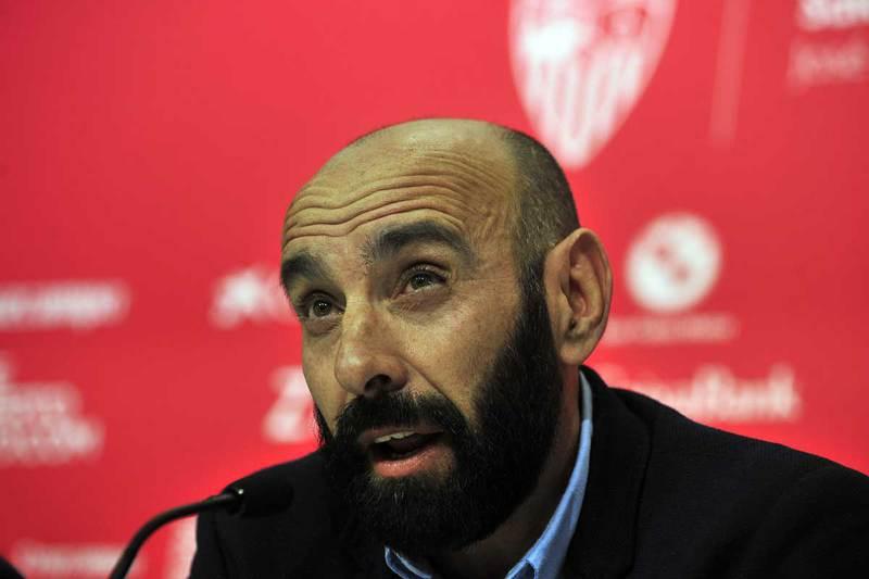 É oficial: Monchi é o novo diretor desportivo da AS Roma