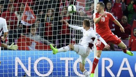 À atenção de Portugal: Suíça só sabe ganhar no Grupo B