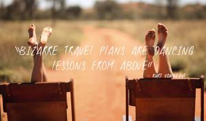 Viajar... o bichinho que nunca se vai embora