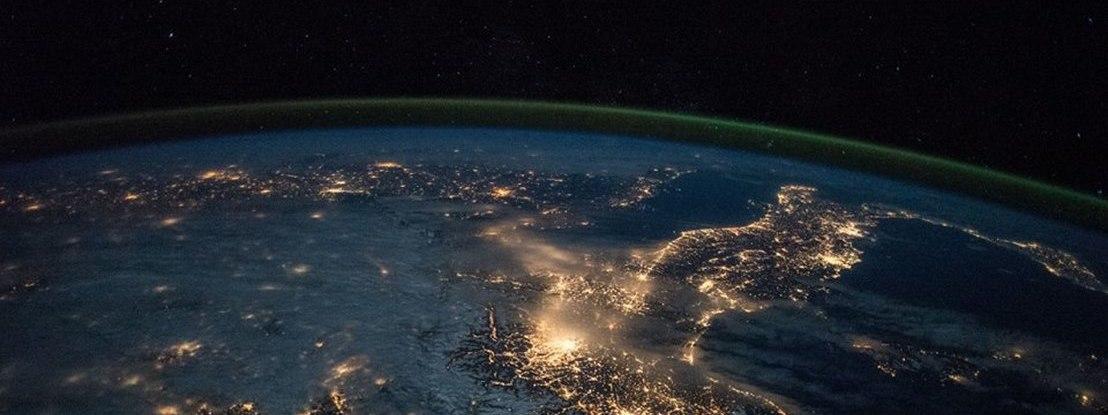 Vídeo da Estação Espacial mostra viagem da Alemanha à Indonésia em 1 minuto