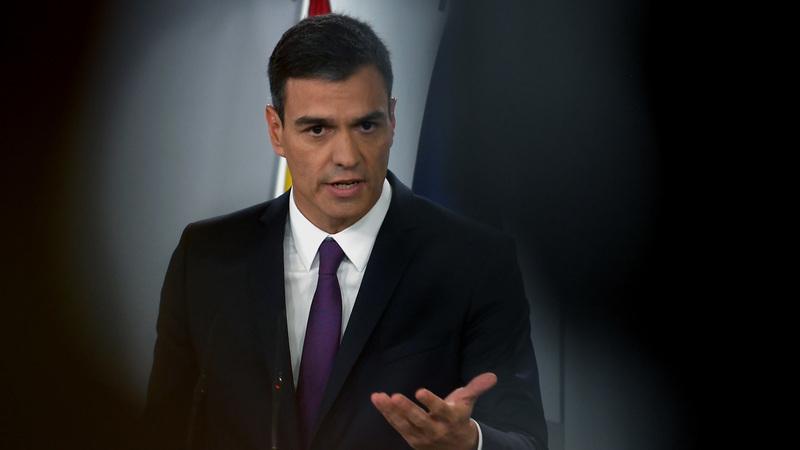 COVID-19: Pedro Sánchez avisa que Espanha nunca irá desistir dos 'eurobonds'