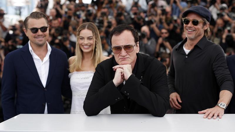 """""""Era uma vez em... Hollywood"""": Tarantino, Brad Pitt, Leonardo DiCaprio e Margot Robbie explicam o filme"""