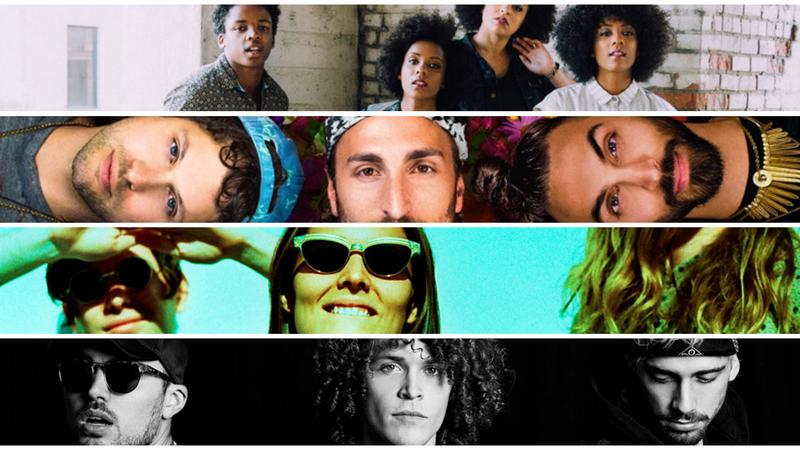 Dia Europeu da Música: 10 novos artistas para juntar à sua playlist