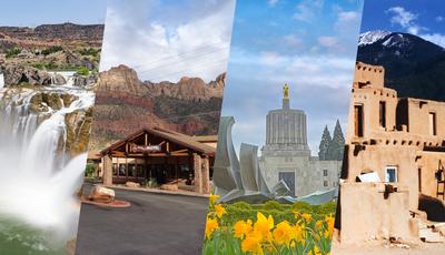 EUA: 10 cidades totalmente subestimadas que precisa conhecer