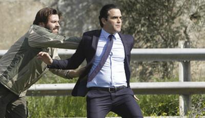 Esta semana em 'Paixão', Miguel tenta matar Zé
