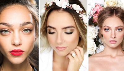 Tendências: maquilhagem para noivas