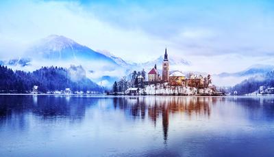 30 destinos europeus com neve a visitar antes do inverno terminar