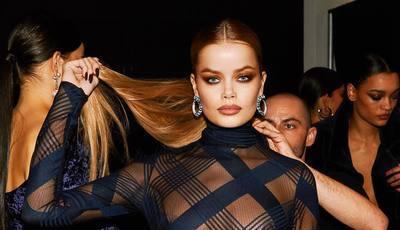 As principais tendências de Beleza da Semana da Moda de Nova Iorque