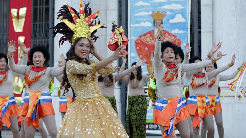 """Tradição filipina do """"Santo Niño"""" foi celebrada em Lisboa"""