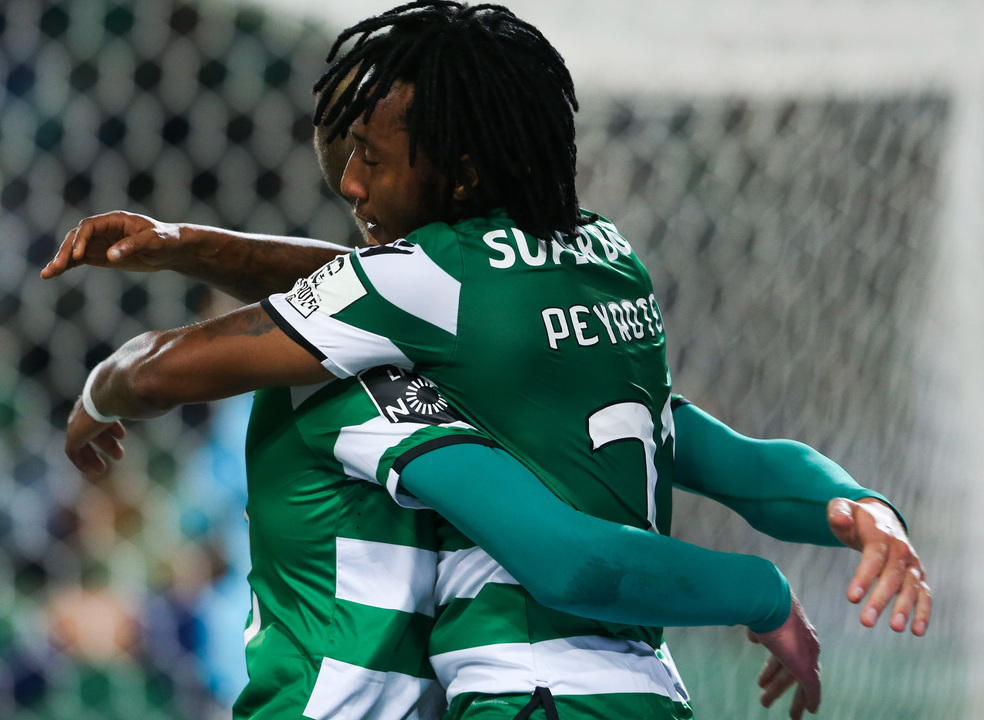 Análise: Peyroteo esteve nas costas de todos os jogadores do Sporting, mas sobretudo nos pés de Gelson
